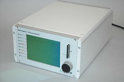 Miyachi Unitek Peco Mg3m-wi Digital Process Sentry Weld Monitor
