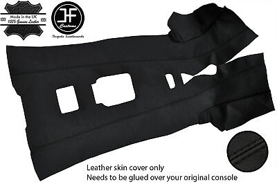 FITS PORSCHE 944 968 86-95 CENTRE CONSOLE TUNNEL LEATHER SKIN COVER ONLY