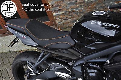 DSG3 GRIP GOLD DS ST CUSTOM FITS TRIUMPH STREET TRIPLE 675 13 16 SEAT