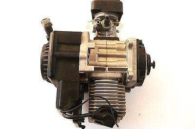 hmparts Pocket BIKE QUAD Triciclo 2-takt Motor Completamente 49 CCM