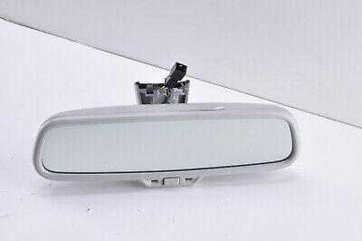AUDI A3 A4 A5 A6 Q7 S4 S6 RS4 Rear View Mirror Auto w/ Compass OEM 2005 - 2010 *