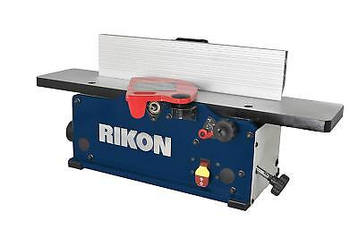 Rikon Power Tools 20-600h 6 Benchtop Jointer With Helical Cutter Head