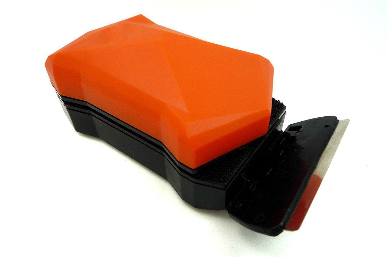 Hochwertig Magnet Schaber Reiniger für Acryl und Glas Aquarium