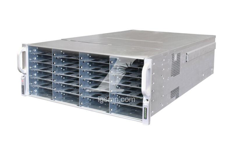 "SuperMicro CSE-847E16-R1400LPB 4U 36X3.5"" Server Chassis CTO"