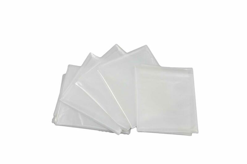 RIKON 60-902 Plastic Dust Bag for Rikon 60-100 2 HP Dust Collector, 5-Pack
