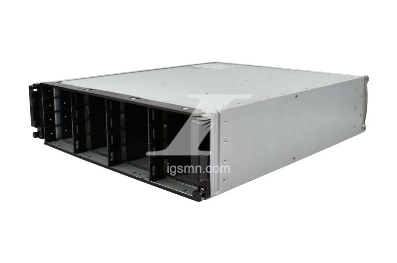 Dell PS6000XV EqualLogic iSCSI SAN Storage Array