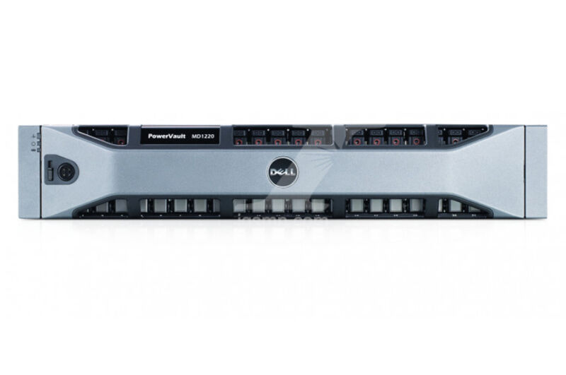 Dell PowerVault MD1220 Storage Enclosure