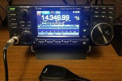 ICOM IC-7300 and ICOM IC-9700 Custom Leg Extension Amateur Ham Radio