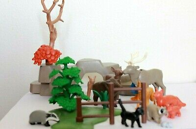PLAYMOBIL  ANIMAL  BUNDLE