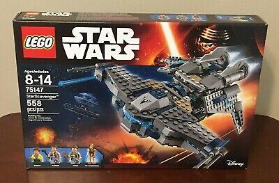 LEGO Star Wars StarScavenger 75147, Brand New - Retired!
