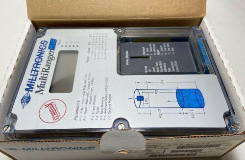 SIEMENS 7ML1020-3EB14 ,MILLTRONICS MULTI RANGER PLUS Ultrasonic level controller