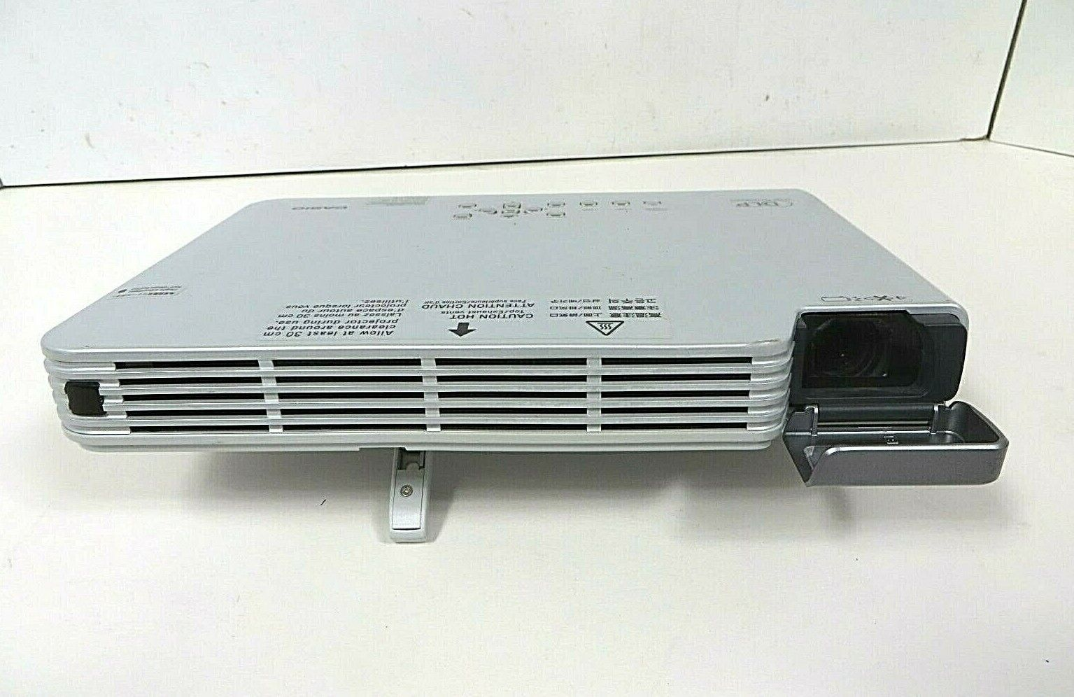 Casio XJ-S25 DLP Projector (Lamp Hrs : 311 hrs)
