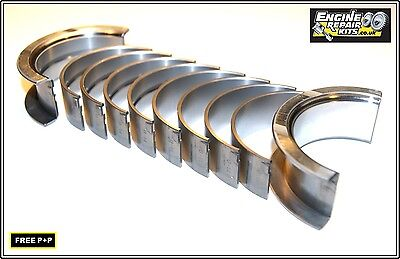 Hyundai / Kia 1.5/2/2.2L CRDi Diesel Main Crankshaft Bearing Set STD