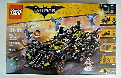 Lego Batman Movie The Ultimate Batmobile  70917 NEW