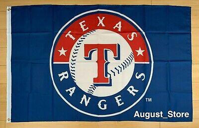 Texas Rangers 3x5 ft Flag MLB