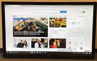 "Sharp Aquos PN-L703B 70"" 1080p LCD Touchscreen Monitor (SIC1861)"