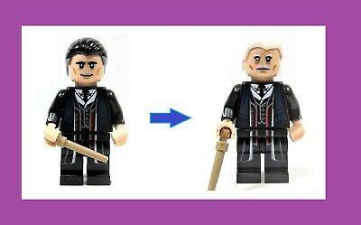 LEGO SEALED Series Percival Graves Grindelwald Harry Potter Fantastic Beasts