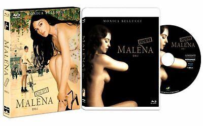 [Blu-ray] Malena (2000) Monica Bellucci *NEW