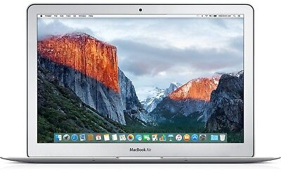 Grade A, Apple Laptop MacBook Air 13 inch *2015* Intel i5 128GB SSD A1466 Boxed segunda mano  Embacar hacia Argentina