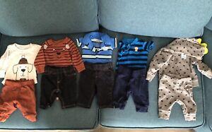 Boy newborn clothing
