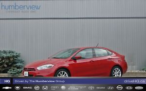 2013 Dodge Dart SXT/Rallye LOW KM|CRUISE CONTROL| ALLOYS|