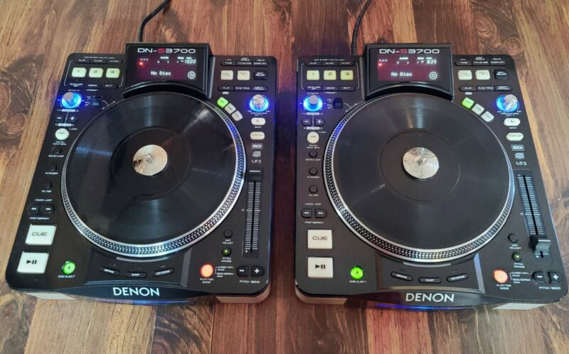 Denon DN-S3700 USED DJ Turntable
