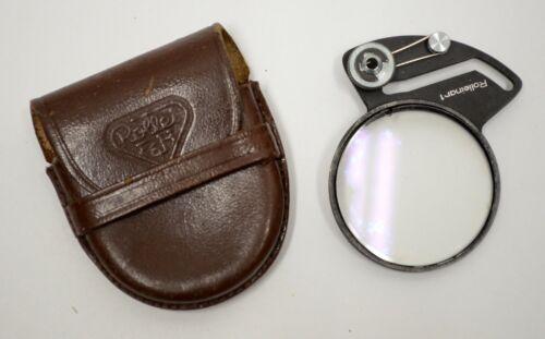 Rollei Rolleiflex Rolleinar1 Rolleinar 1 Close Up Lens Attachment TLR Vintage