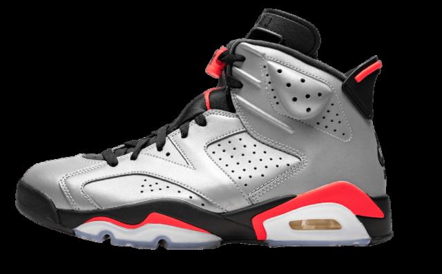 Jordan 6s Infrared