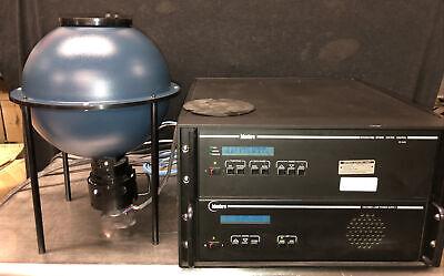 Labsphere Lps-200-h Halogen Lamp Power Supply W Sc-5500 Control 11 Sphere