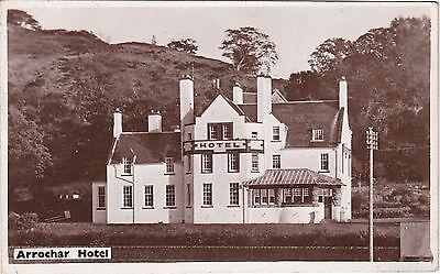 Arrochar Hotel, ARROCHAR, Dunbartonshire RP