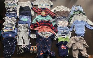 Baby boy clothes: Newborn