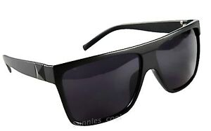 New Black Madness Wayfarer Sunglasses Mens Womens Fashion Retro Cool Hot UV400