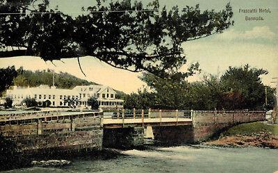 Hamilton,Bermuda,Frascatti Hotel,1905