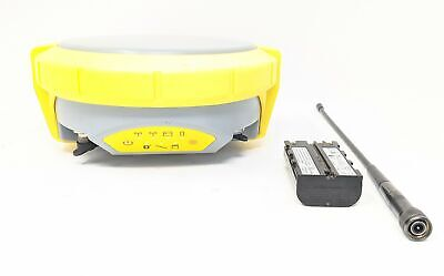Leica Geomax Zenith 25 Pro Uhf Gps Gnss Receiver For Surveying.