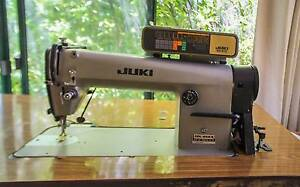 Industrial Sewing Machine, JUKI DDL-555-5, MC-210 CPU, Heavy Duty Toogoolawah Somerset Area Preview