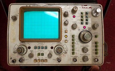 Hewlett Packard Hp 1740a Oscilloscope - Local Pick Up