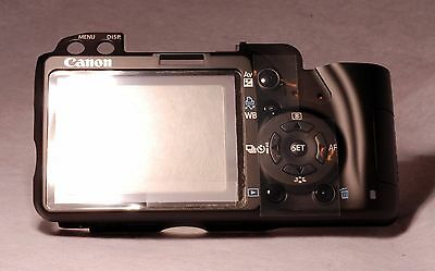 Canon EOS 450D XSi Back Rear Cover Housing + Menu Key LCD Flex OEM CG2-2247-000 for sale  Shipping to Canada