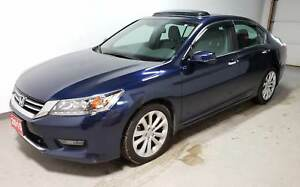 2015 Honda Accord Touring | Remote Start - Just arrived