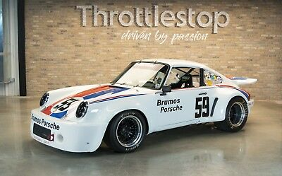 1974 Porsche 911 RSR Brumos Replica Vintage Race Car