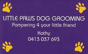 Little Paws Dog Grooming Safety Bay Rockingham Area Preview