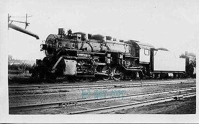 6F207 RP 1940s? AT&SF SANTA FE RAILROAD ENGINE #3276