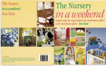 DIY BOOK :HOME DECORATING :DECORATING THE NURSERY :SEE AD, PHOTOS Booragoon Melville Area Preview