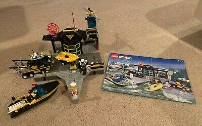 Vintage 1998 LEGO Set 6479 Town Res-Q Emergency Response Center 100%! w/Manual