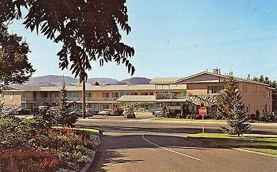 Postcard Canada Travel Lodge Kamloops British Columbia unposted