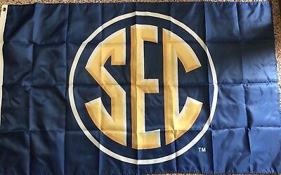 Southeastern SEC Conference Flag 3x5 Banner College Football Man Cave Basketball](Basketball Banners)