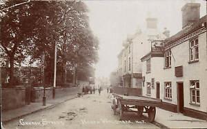 North Walsham. Church Street # 7.