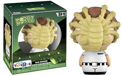 New NOS Funko Dorbz ALIEN Face Hugger #399 Toys R Us Exclusive Vinyl Collectible