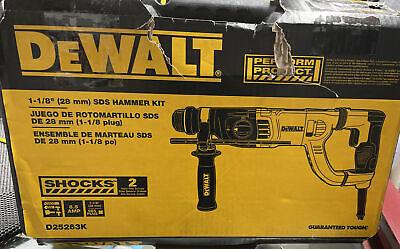 New 1-18 Sds Hammer Kit D25263k