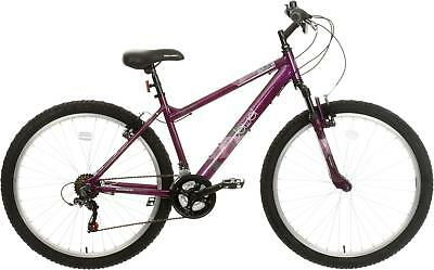 "Apollo Jewel Womens Mountain Bike Ladies MTB Bicycle 18 Gear 27.5"" Wheel V-Brake"