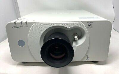 Panasonic PT-DX500U DLP Projector